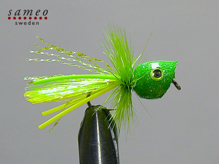 Mini popper