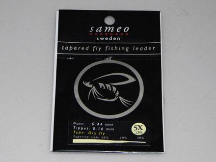 Taperad Flugtafs Dry fly