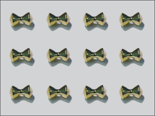 Dazl Eyes 5.5 mm (guld)