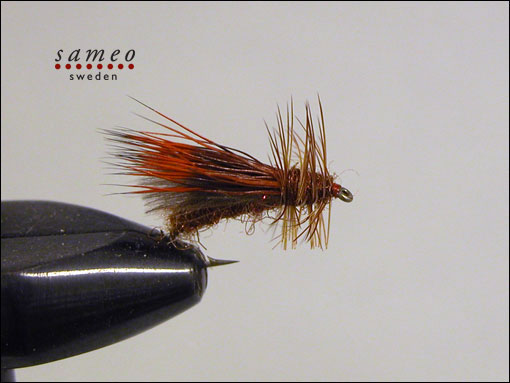 Orange Caddis