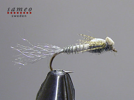 Foam Biot Sparkle Emerger