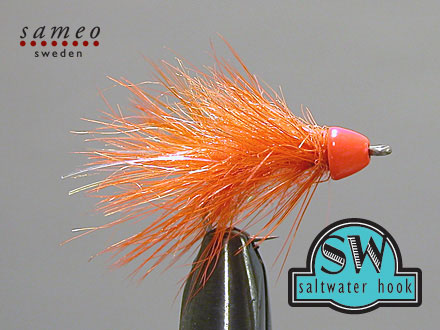 Conehead Lightning Bugger Flame