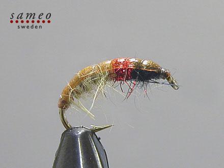 Emin Rhyacophyla Red-Hotspot