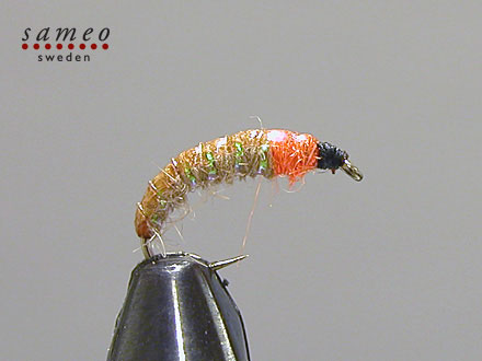 Emin Hydropsyche Orange Head