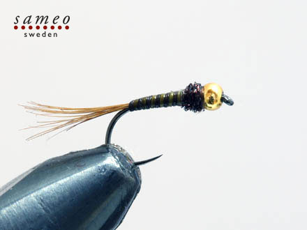 Micro Mayfly D-green