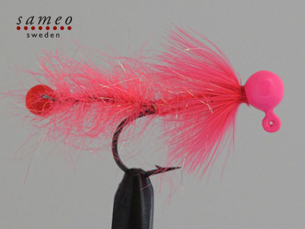 Pearl butt (Flamin pink)