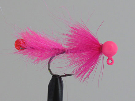 Pearl butt (Neon pink)