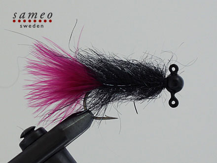 Candy dropper (Black-cherry S)