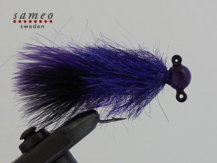 Candy dropper (Purple candy M)