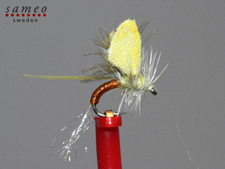 Spin Dry Emerger PMD