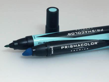 Färgpenna Deco-blå