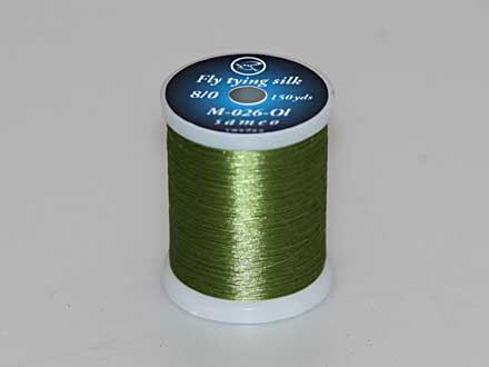 Bindtråd Olivgrön