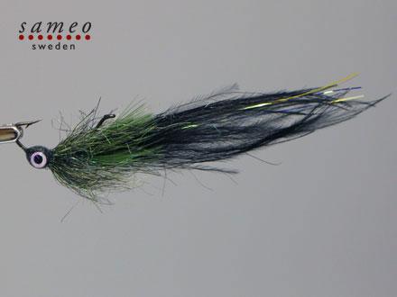 Gonzo (black olive)