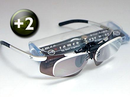 Magnifier Clip-on Liten