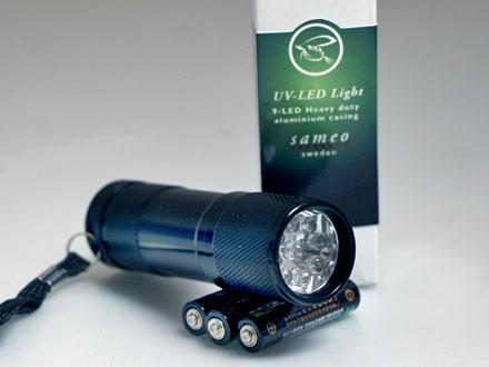 UV Lampa 9 LED