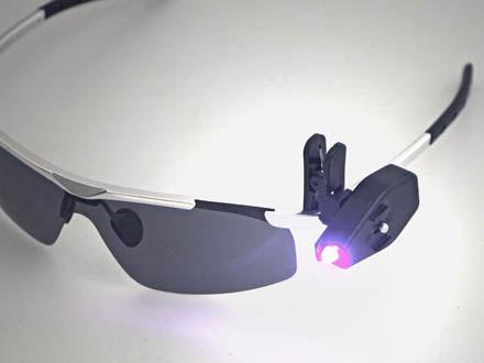 LED Glasögonlampa