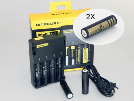 Batteriladdare Intellicharger i4 V2