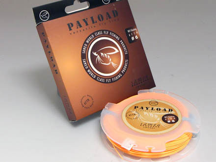 Payload flytlina