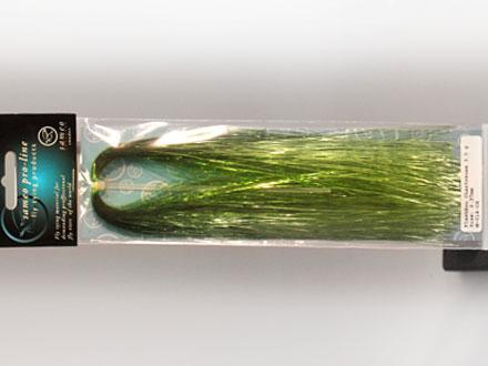 Flashabou ljusgrön chartreuse