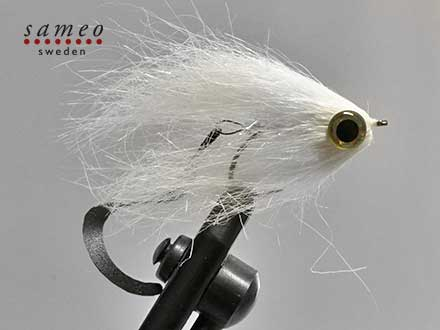 White jig-tail