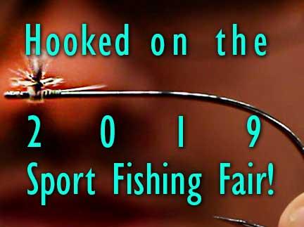 Häng med på en tur till sportfiskemässan 2019!