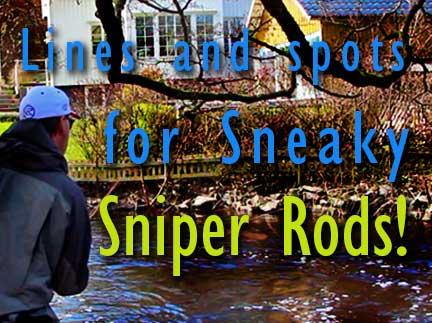 Sameo Black sniper och linval för tighta lägen!