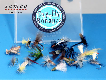 Dry Fly Bonanza