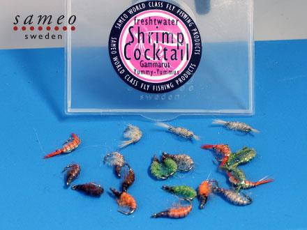 freshwater Shrimp cocktail