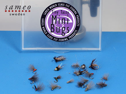 Tiny Tasty Mini Bugs