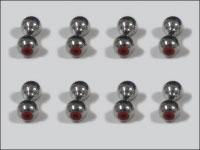 Bug-Eyes 4.8 mm (silver)