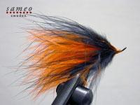 Orange Marabou
