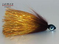 Pike Combo Tube (Brown/Gold) heavy