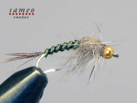 Czech Mayfly d-green