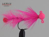 Pearl butt dropper (Neon pink)
